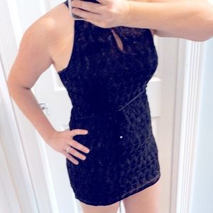 NWT White House Black Market Mini Dress